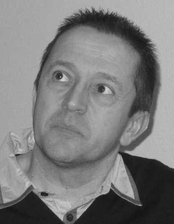 Stéphane Rhétoré Directeur de l'école de musique de Sonzay