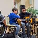 Concert Guitare de l'école de musique et harmonie Sainte Cécile