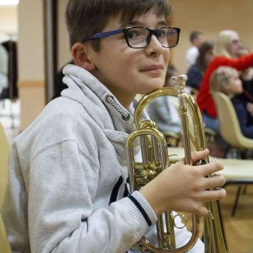 ecole de musique et harmonie Sainte Cécile trompette