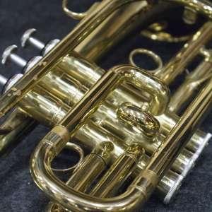 trompette de l'Harmonie de Sonzay
